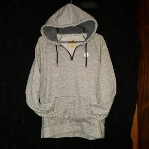 Hollister pullover hoodie with kangaroo pocket
